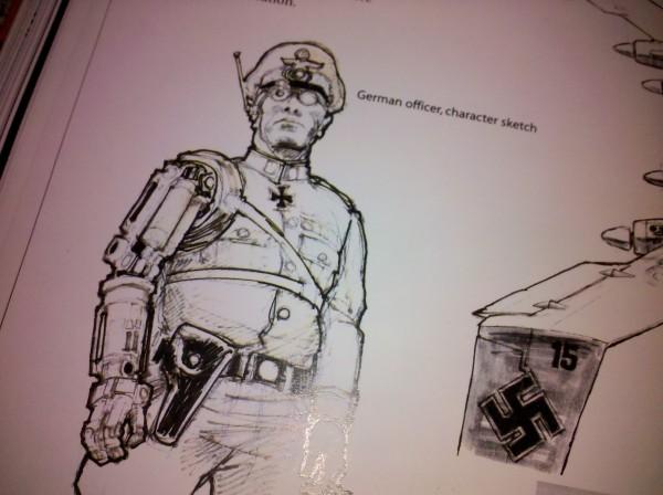 Indiana Jones Storyboard